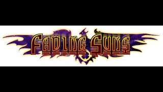 Fading Suns RP Episode 1 Getting started in a short game.