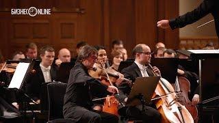 Юрий Башмет выступил на фестивале Concordia в Казани