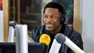 Chris Tucker on his friendships with Jackie Chan & Michael Jackson