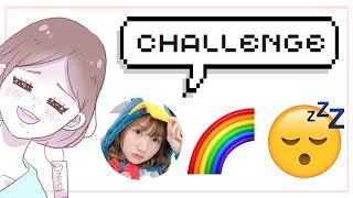 🐧 Create a character from 3 emojis art challenge!! ft. Webang111 🐧 | ซัพไทย