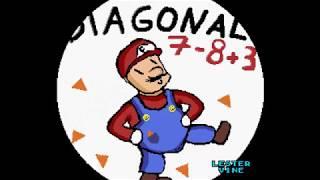 SMW Hack - Super Diagonal Mario 2 - The Ultimate Meme Machine