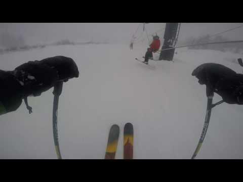 January 15, 2016 at Alta Ski Area