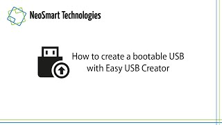 How to Create a Bootable USB with Easy USB Creator