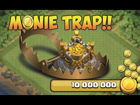 Thumbnail: CHAMPION BAIT BASE🔸 HIGHEST POSSIBLE LOOT ON DEFENSE🔸Clash of clans