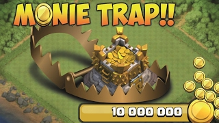 CHAMPION BAIT BASE🔸 HIGHEST POSSIBLE LOOT ON DEFENSE🔸Clash of clans