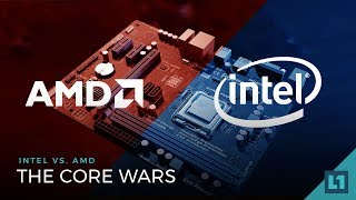 Intel vs AMD: The Core Wars (Some Random Thoughts from Taipei)