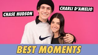 Charli D'Amelio & Chase Hudson - Best Moments