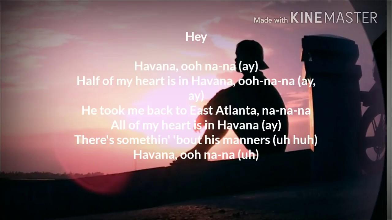 Lirik lagu half of my heart