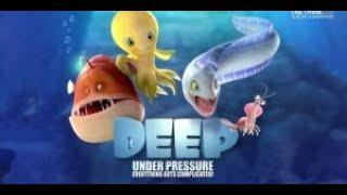 phim hoạt hình chiếu rạp - Biệt Đội Biển Xanh - lồng tiếng HD TỬ THẦN MÊ PHIM