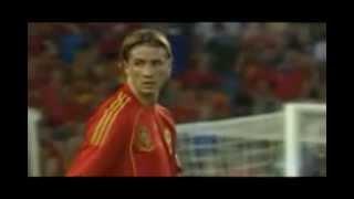 Голубая Фурия (Видео про сборную Испании)