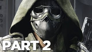 GHOST RECON BREAKPOINT Walkthrough Gameplay Part 2 - NOMAD (FULL GAME)