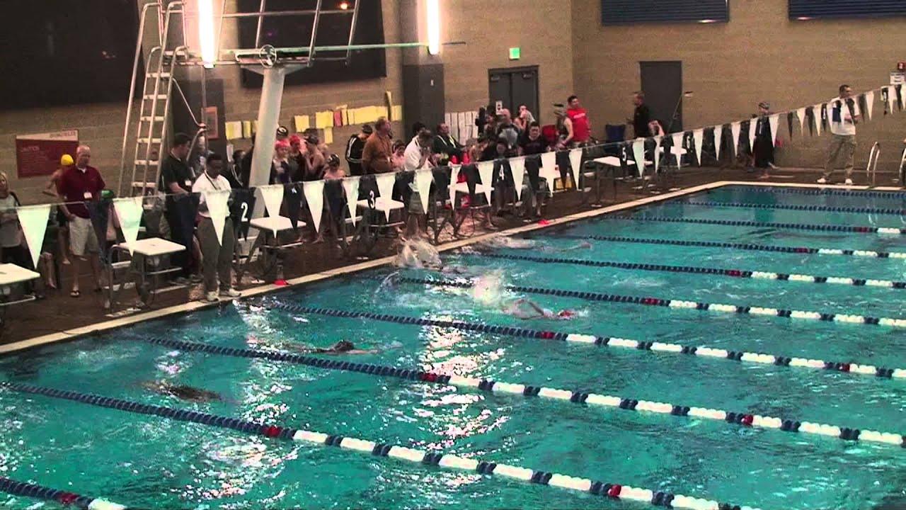 2013 UT Jr. Olympic State 10 U0026 Under Girls 200 Yard IM Swimming Finals