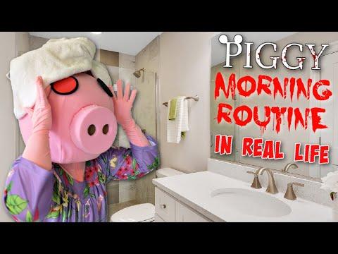 PIGGY Back to