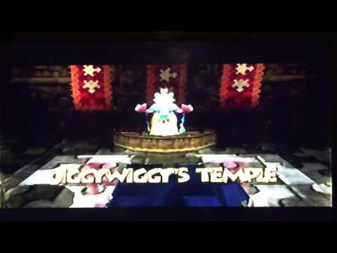#61 Banjo Tooie Jiggywiggy's temple