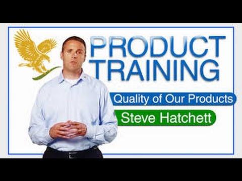 Forever Living Products' Training by Steve Hatchett