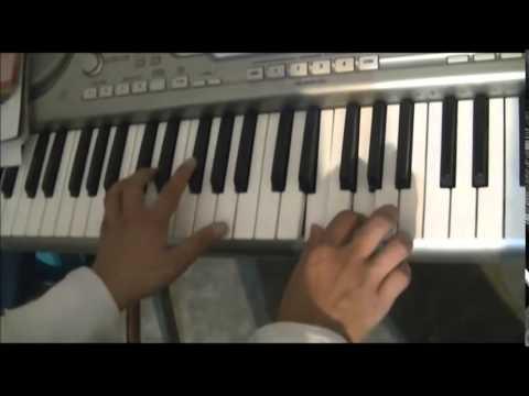 Tutorial Piano Vives En Mi Evan Craft Ft Nicole Garcia Youtube