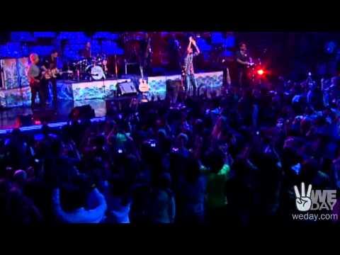 Jason Mraz - Dynamo of Volition - Live at We Day 2009