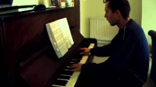 Words - Anthony David ft India Arie - Piano cover with sheet music