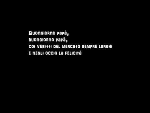 Fabrizio Moro - Buongiorno Papà (Lyrics)