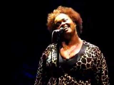 Jill Scott - The Fact Is (I need you)