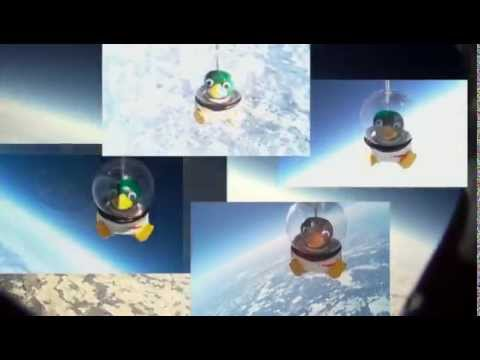 Wildlands School - Up Up And Away, Voyage of Space Duck, Low Orbit Science Project
