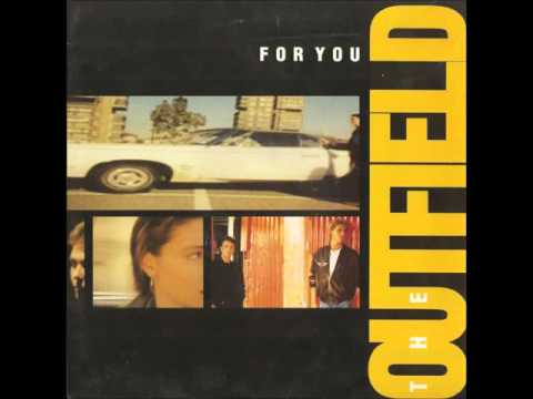 THE OUTFIELD For You1990HQ