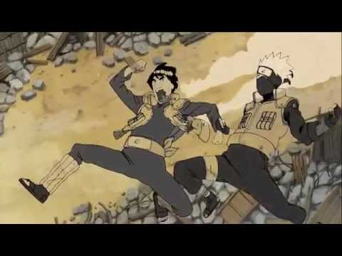Naruto ENDING MAD - Thank you my friend for the 15 YEARS!!