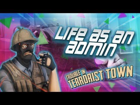 """Garry's Mod: Life as an Admin TTT """"Episode 1"""""""