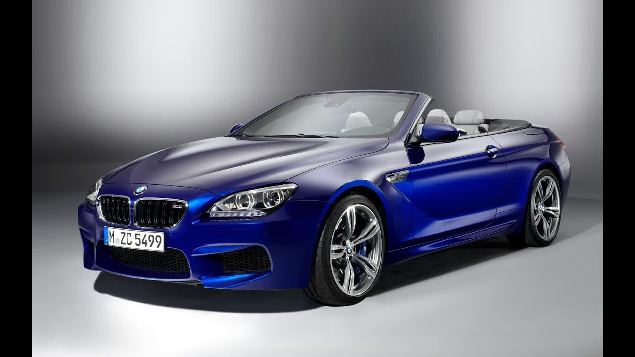 2015 bmw m6 convertible youtube. Black Bedroom Furniture Sets. Home Design Ideas