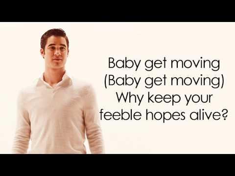 Glee - Beauty School Dropout (Lyrics)