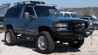 1994 GMC Yukon SLE 2 Door Turbodiesel | Full Tour, Start Up, and Test Drive