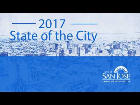 2017 State of the City from Mayor Sam Liccardo
