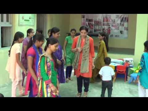 Play based activities for Preschool Teacher Training