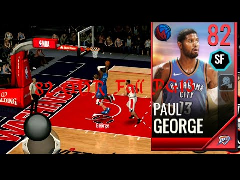 82 Fall Paul George Catchin Bodies