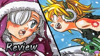 Nanatsu no Taizai Chapter 188 Manga Review - Mother Pig Crazy Strong