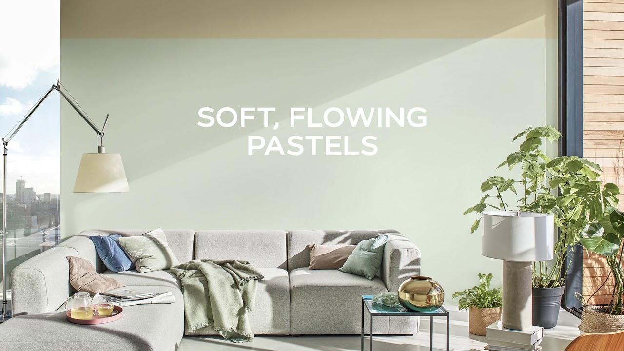 Trendfarben 166 fürs Wohnzimmer: 16 Raum – 16 Styles