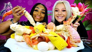 Seafood Boil with Nicole Of Course