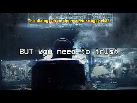 PAYDAY 2 Reservoir Dogs Heist Bain Dialog Analyzed