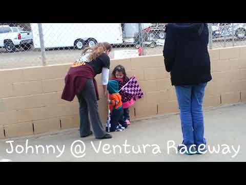 Little Johnny at Ventura Raceway