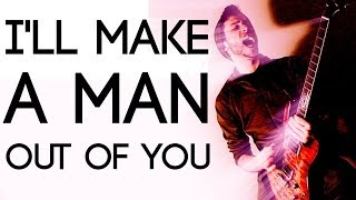 Download I'll Make a Man Out of You (Mulan) // Jonathan Young ROCK/METAL COVER Mp3 and Videos