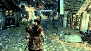 The Elder Scrolls V: Skyrim-#8-Фамильный меч Армена