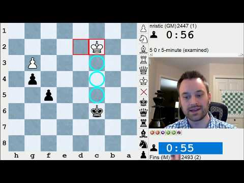 Learning From My Blunder Vs. A Grandmaster