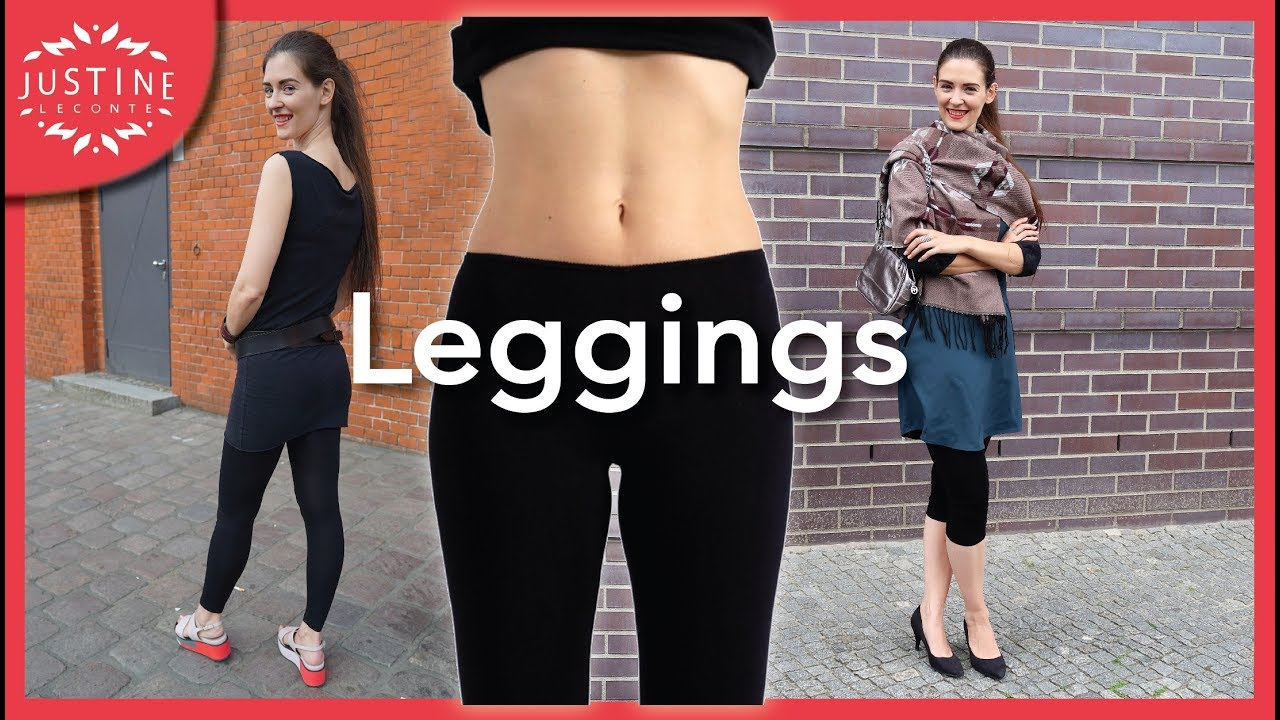 How not to leggings wear video