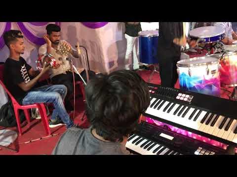 LOVELY MUSICAL GROUP DAY4 Navratri at mhatrewadi 2018