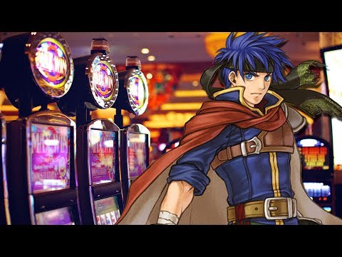 THE LUCKIEST MAN ALIVE (Fire Emblem: Path of Radiance)