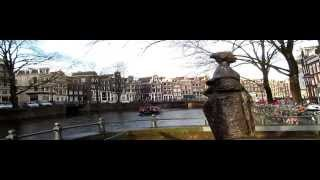 Амстердам. Улица Красных Фонарей, Кофе-Шоп. Amsterdam(Познавательное видео об Амстердаме из фильма о путешествии по Бельгии и Голландии. В прогулке по городу,..., 2014-01-15T04:39:35.000Z)