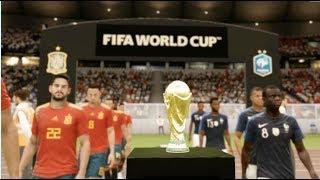 France vs Espagne - Finale Coupe du Monde 2022 #07 FIFA 19