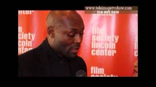 FILM TOUSSAINT LOUVERTURE - AFRICAN FILM FESTIVAL 2013 - INTERVIEW WITH ACTOR JIMMY JEAN LOUIS