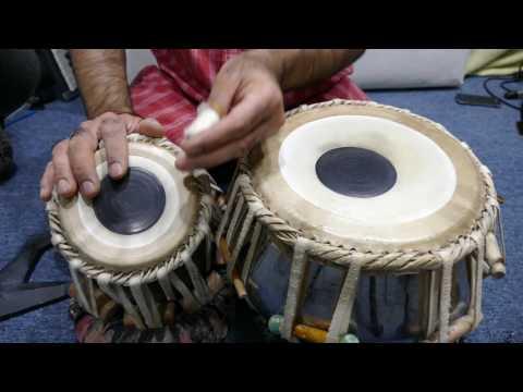 Tabla Lesson # 201 Bhajani & Variations