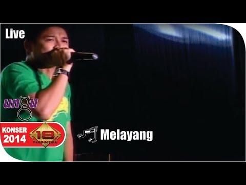 Ungu - Melayang [Live Konser] At Semarang 2014